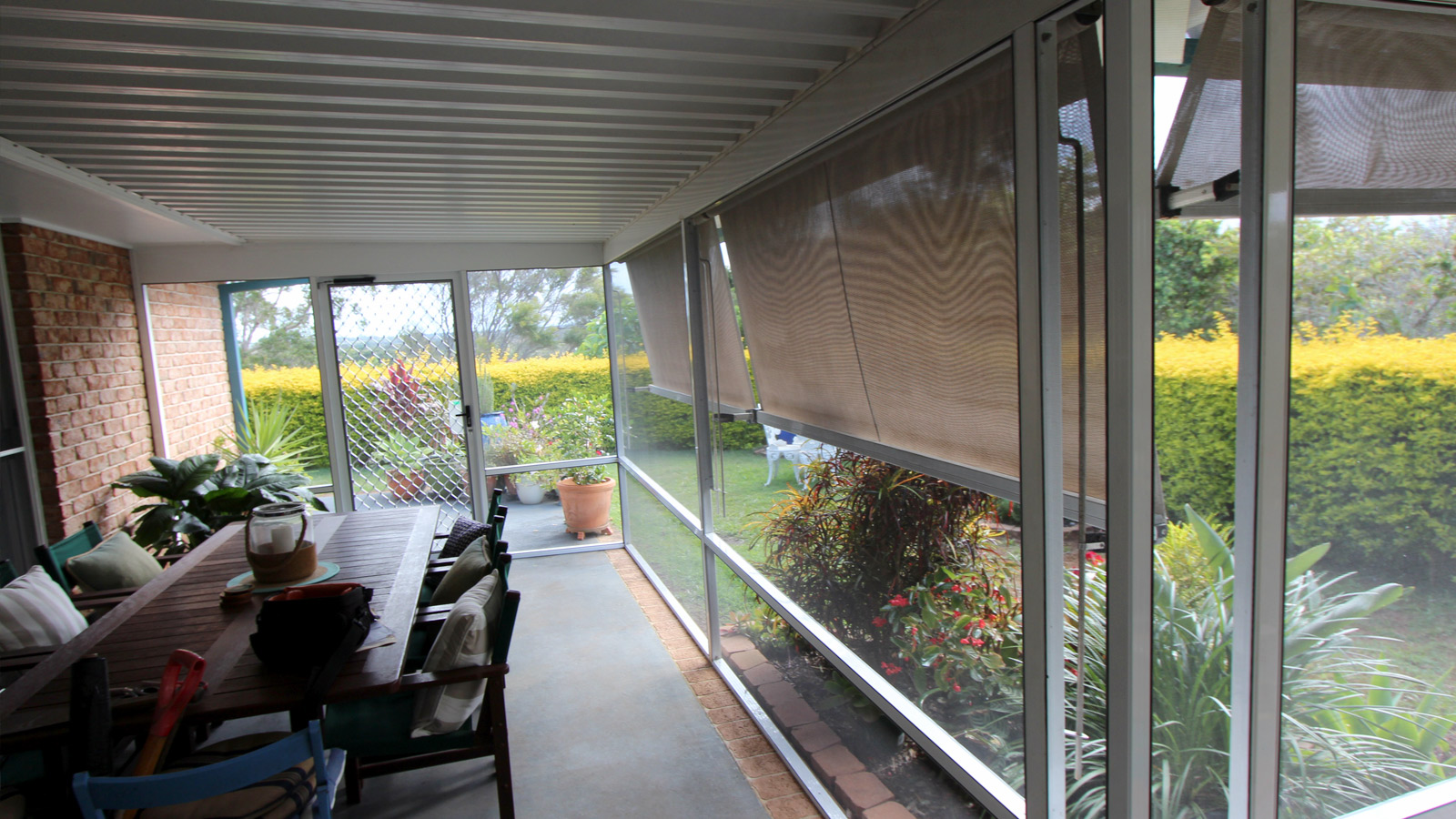 Insect Proofing An Outdoor Bbq Area With Screens Atlas