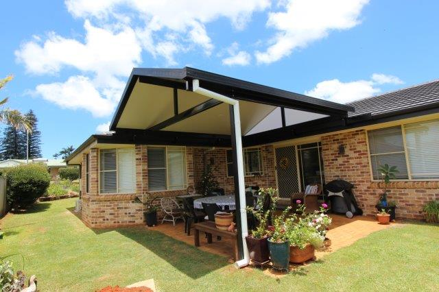 Upgrading the BBQ Area with a Gabled Patio Roof