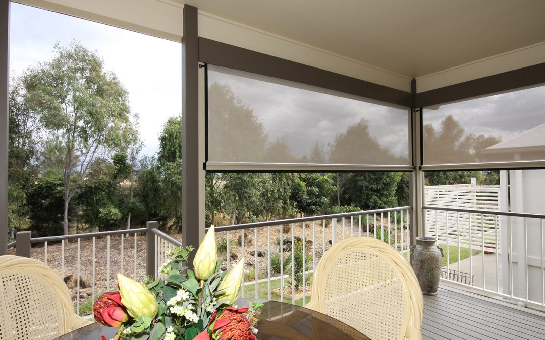 Stop that western sun! Zip Track Awnings installation in Ballina